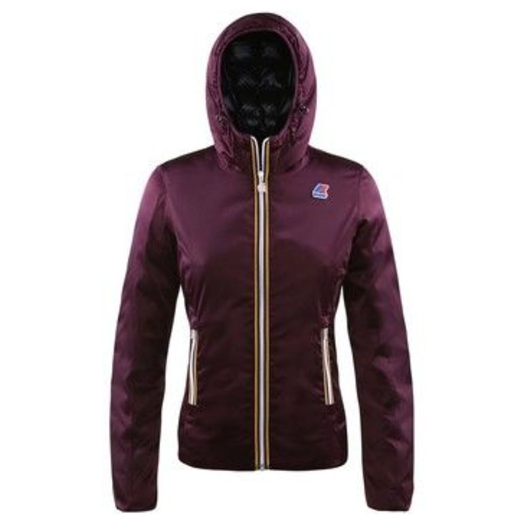 K-Way  LILY THERMO SATIN  women's Jacket in Other