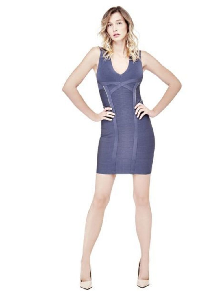 Marciano Guess Marciano Viscose Blend Bandage Dress
