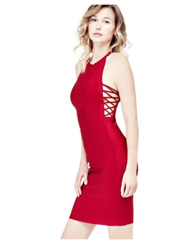 Marciano Guess Marciano Bandage Dress With Corset Detail