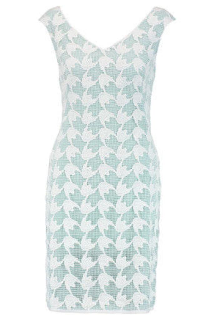 Tory Burch - Brooklyn Broderie Anglaise Mini Dress - White