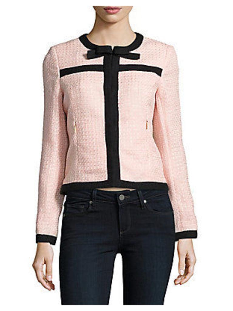 Tweed Textured Jacket