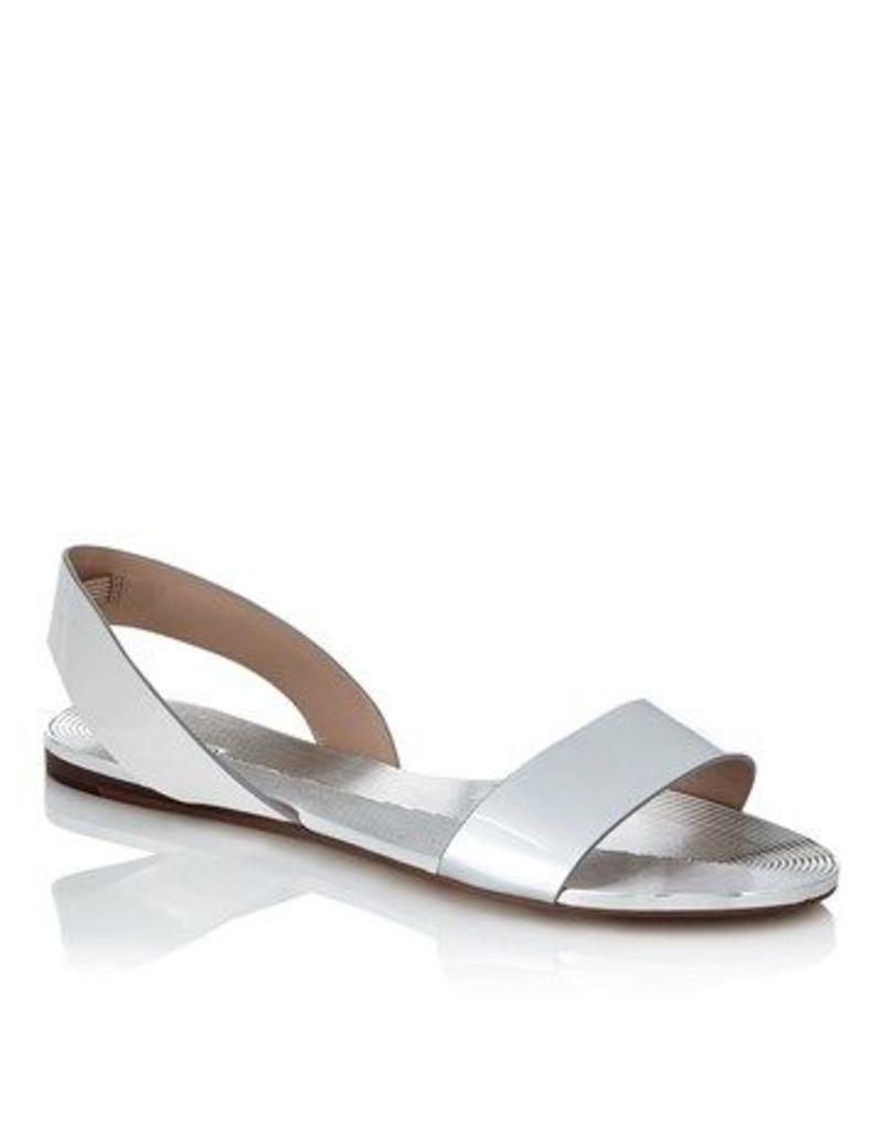 Aldo Flat Two Part Sandals