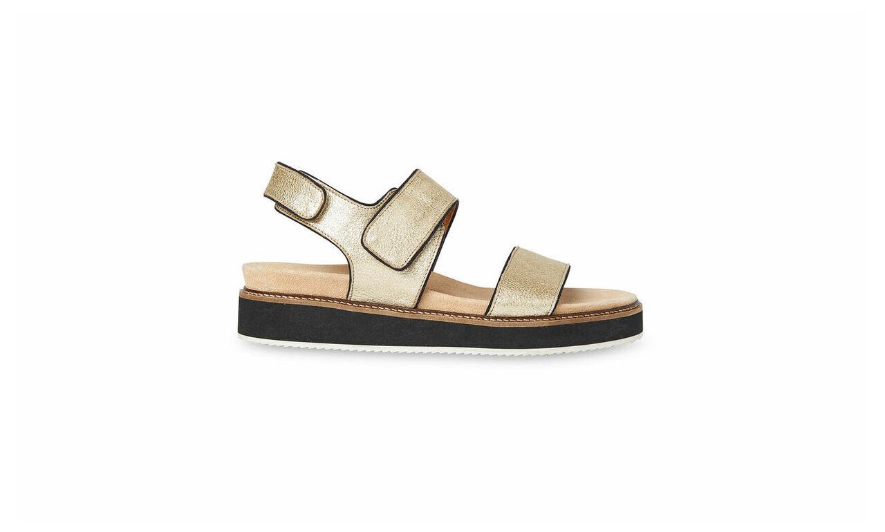 Keller Velcro Footbed Sandal