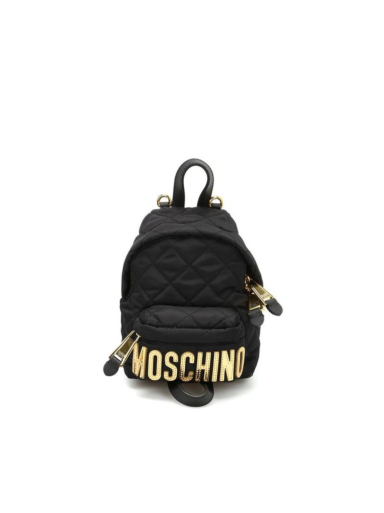Logo Lettering Small Backpack