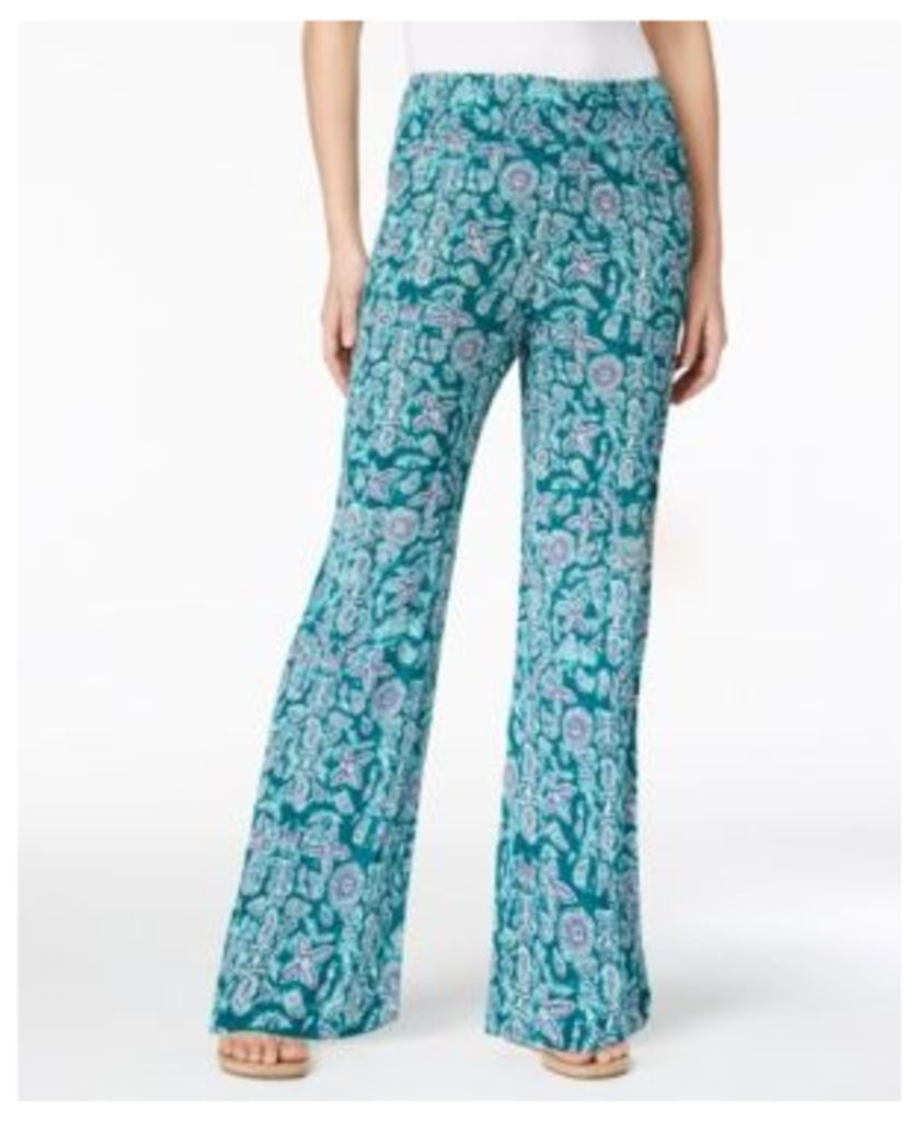 Style & Co Backyard Wide-Leg Pants, Only at Macy's