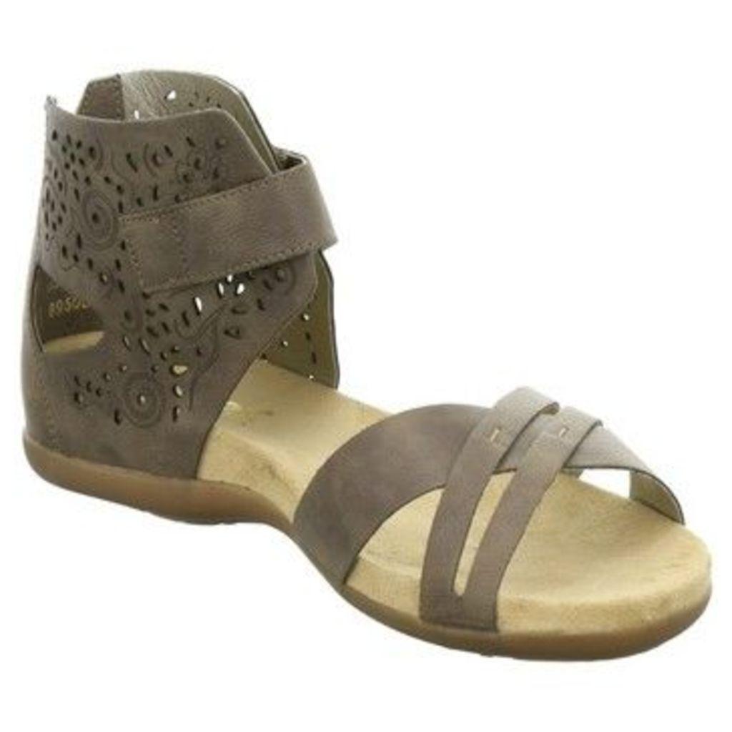 Rieker  6055764  women's Sandals in Brown