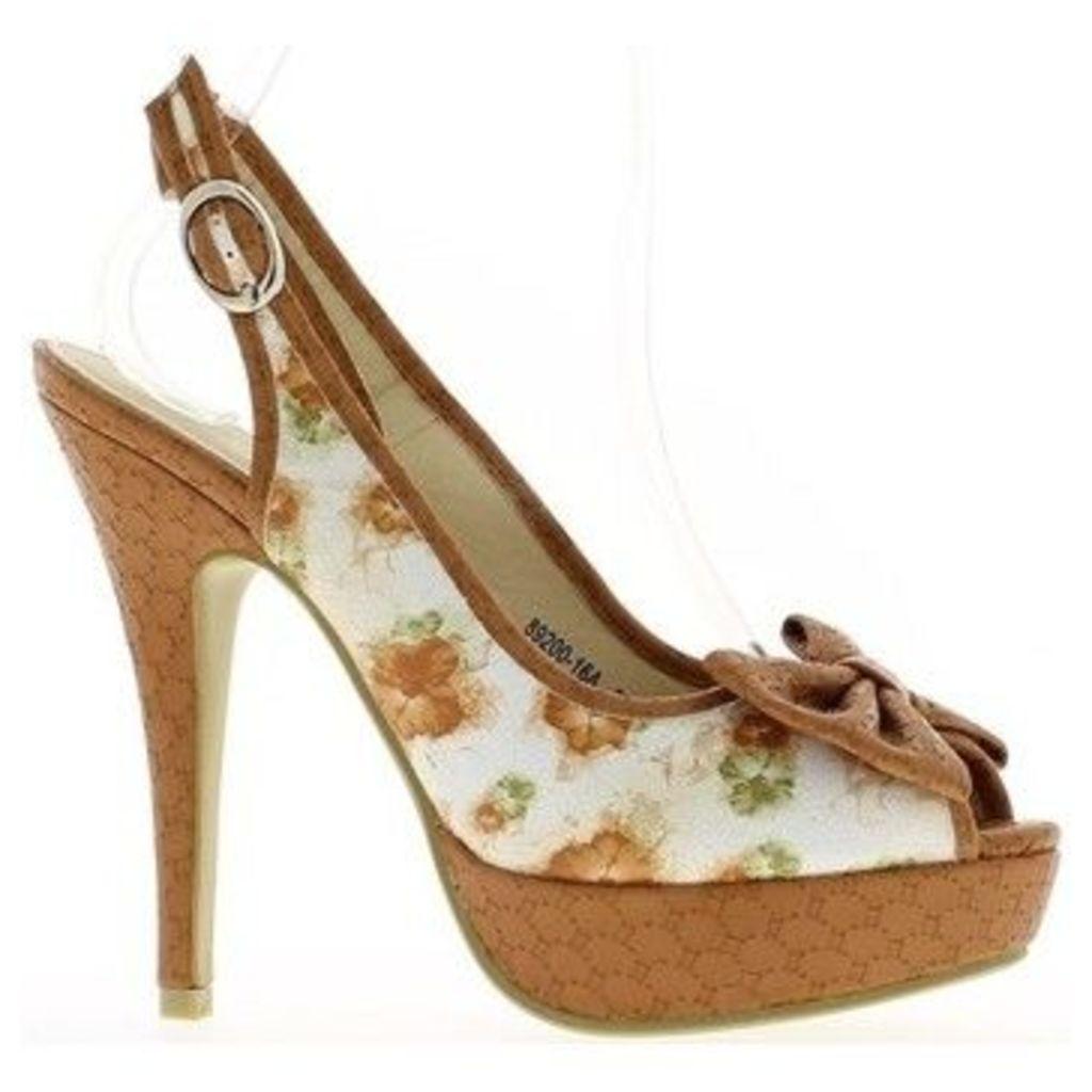 Chaussmoi  Great Sandals size black 12cm heel  women's Sandals in Brown