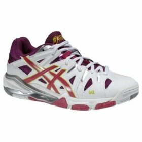 Asics  Gel Sensei 5  women's Sports Trainers (Shoes) in White