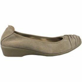 Vulladi  SERRAJE NAN  women's Shoes (Pumps / Ballerinas) in Grey