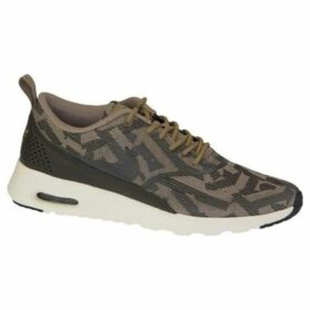 Nike  Air Max Thea Kjcrd Wmns  women's Shoes (Trainers) in Brown