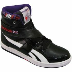 Reebok Sport  Retro Pop Mid  women's Shoes (High-top Trainers) in White