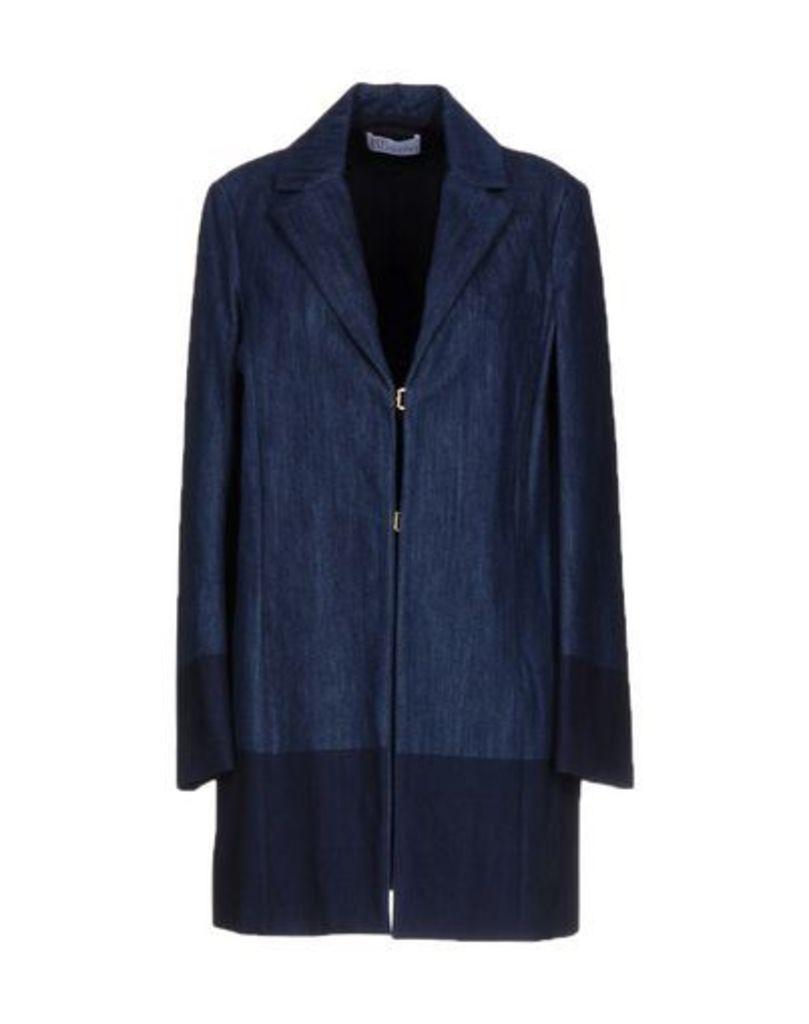 REDValentino DENIM Denim outerwear Women on YOOX.COM