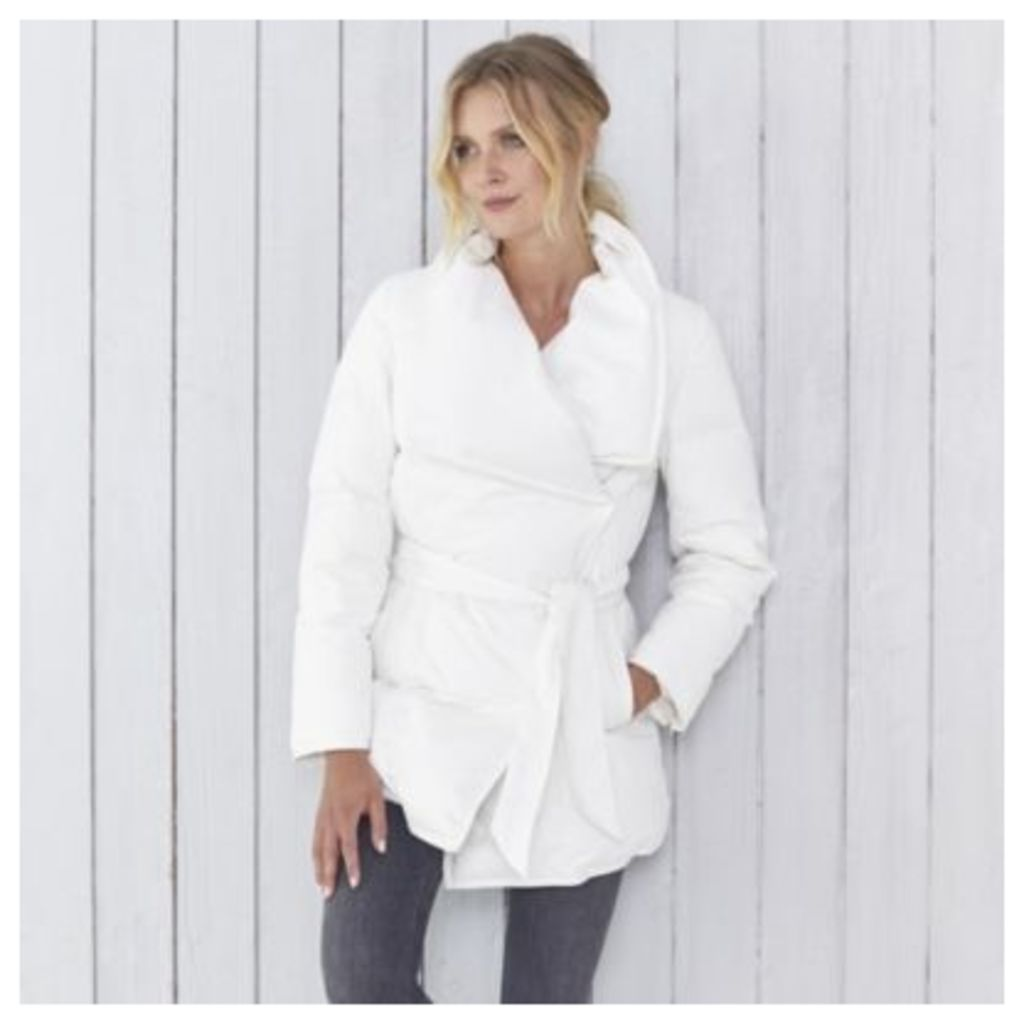Padded Duvet Coat