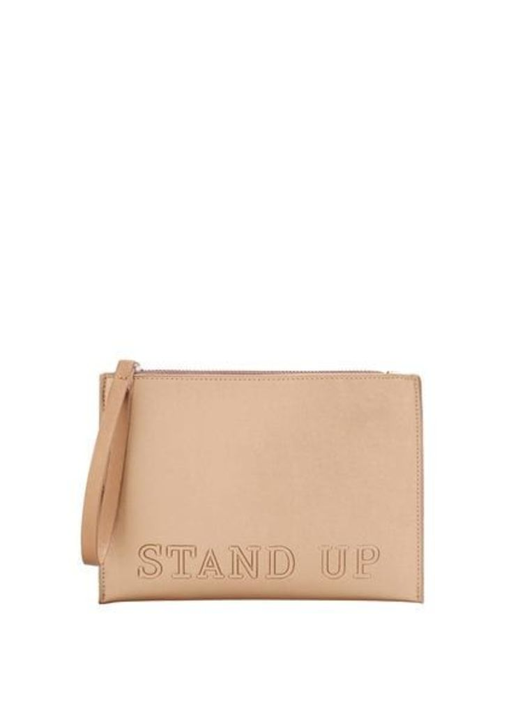 Message cosmetic bag