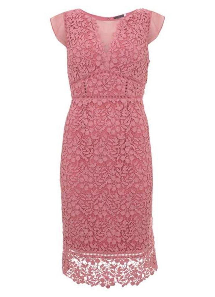 Peony Lace Dress