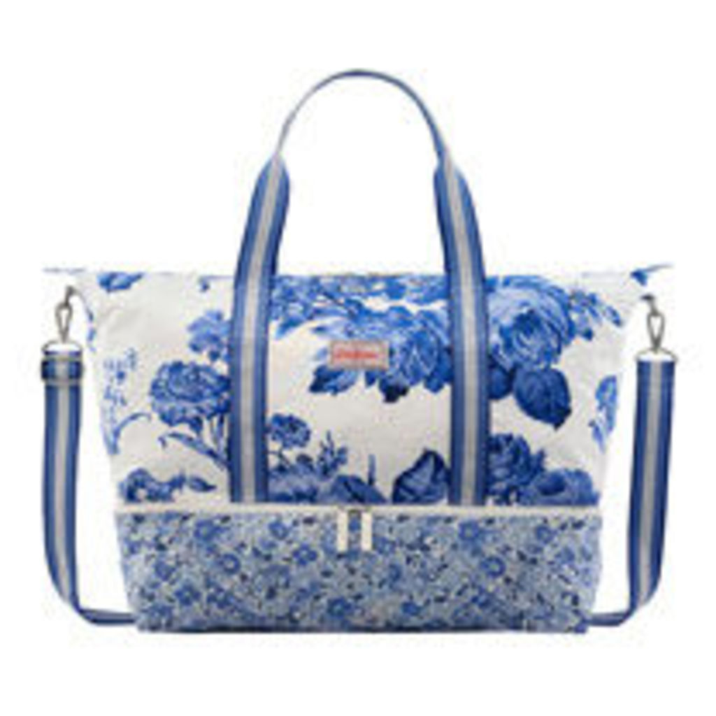 Porchester Rose Double Decker Travel Bag