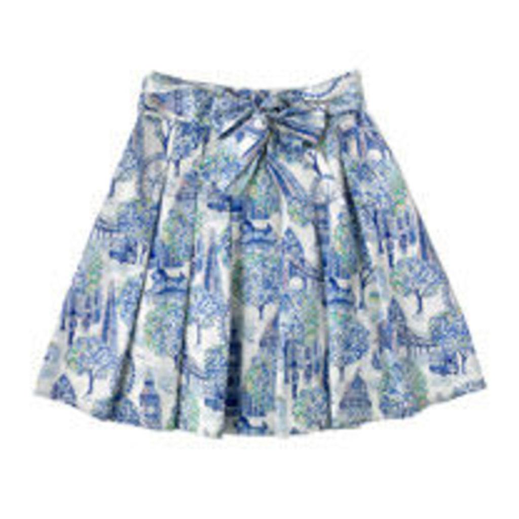 London Toile Skirt