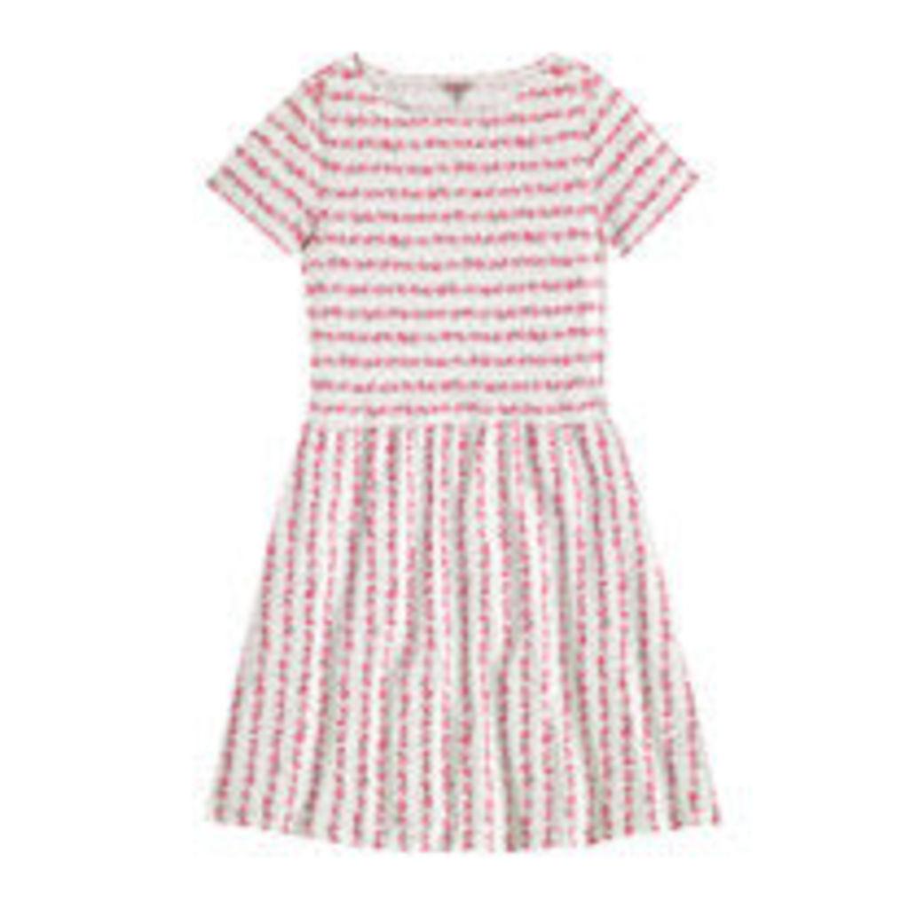 Little Blossom Breton Dress