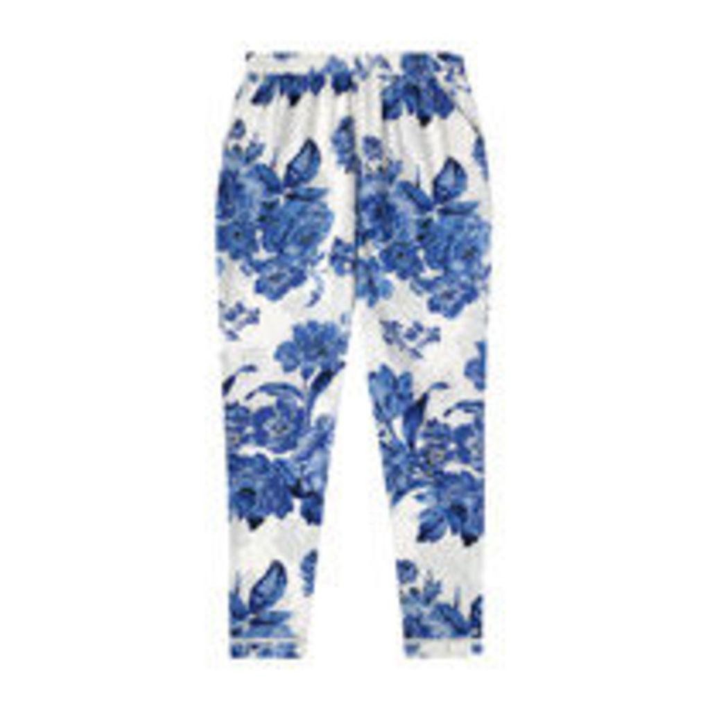 Porchester Rose Mono Trousers