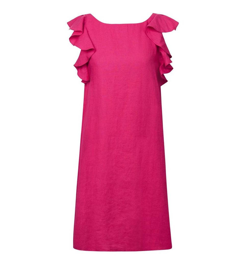 Harrieta Ruffle Dress