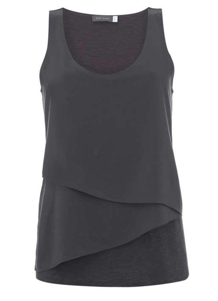 Steel Asymmetric Double Layer Vest