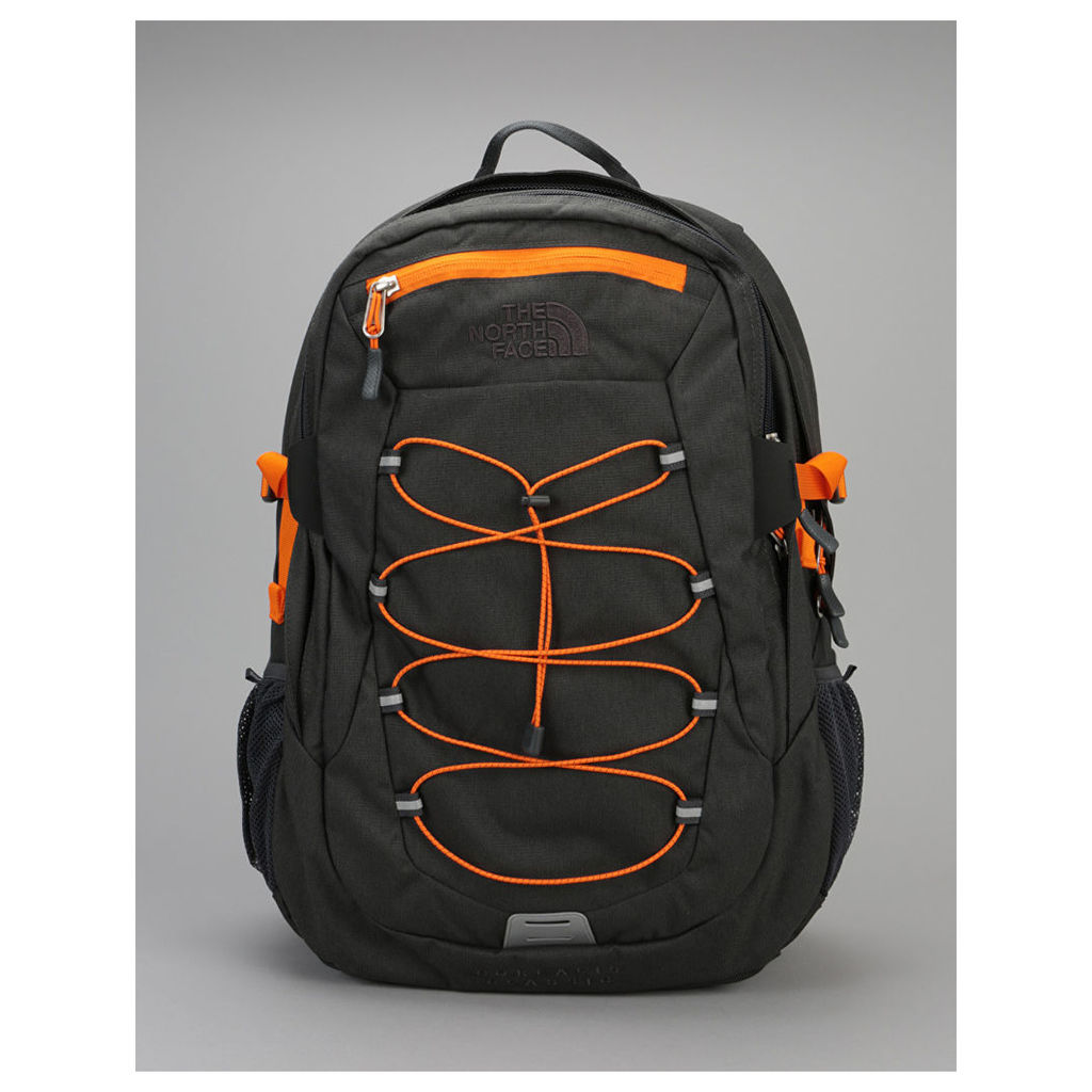 The North Face Borealis Classic Backpack - Asphalt Grey/Dark Heather (One Size Only)