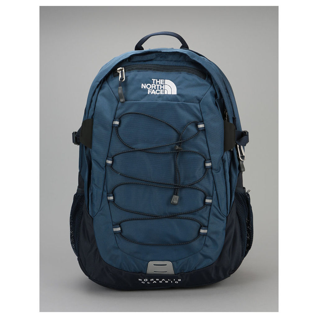 The North Face Borealis Classic Backpack - Shady Blue/Urban Navy (One Size Only)
