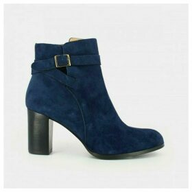 Akil Suede Ankle Boots