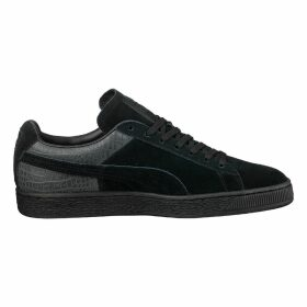 Suede Trainers