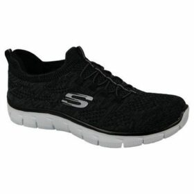 Skechers  Empire  women's Shoes (Trainers) in Black