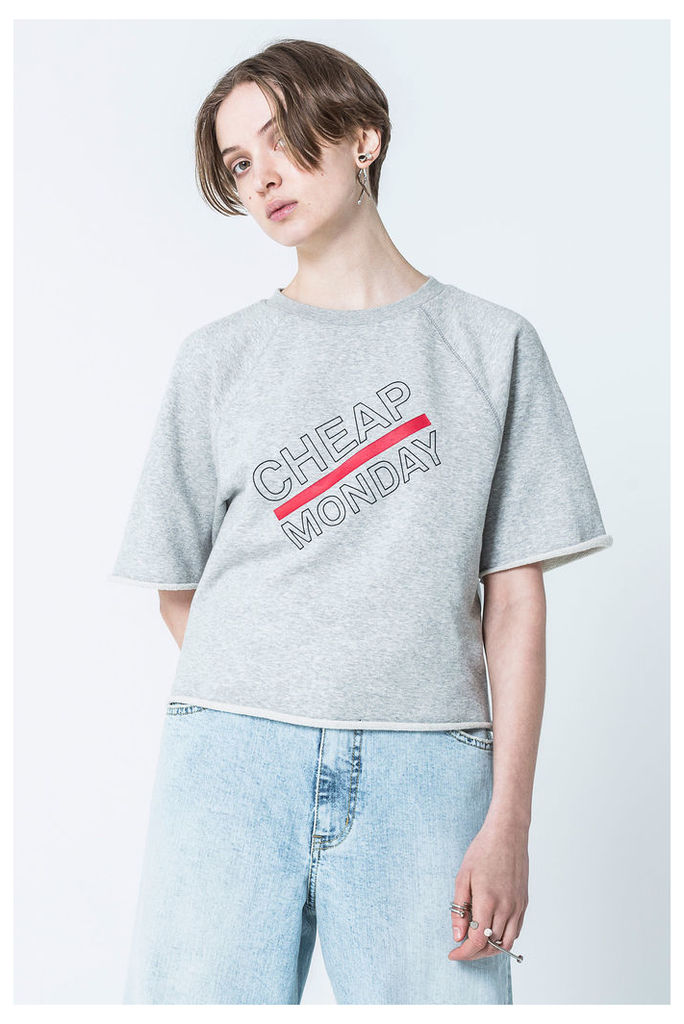 Look Synth Logo Sweat