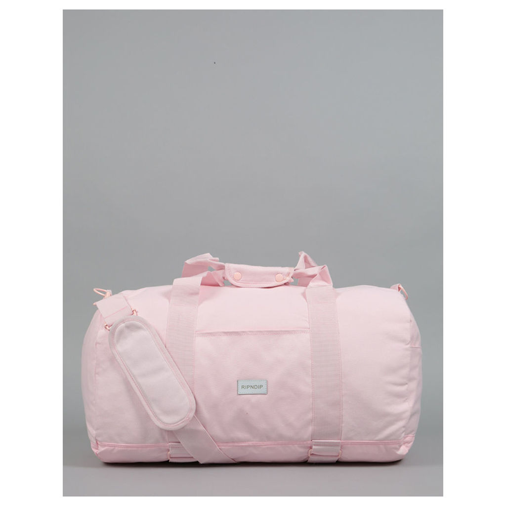 RIPNDIP Lord Nermal Skate Duffel Bag - Pink (One Size Only)