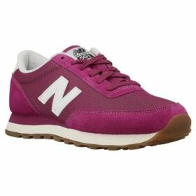 New Balance  501  women's Shoes (Trainers) in multicolour