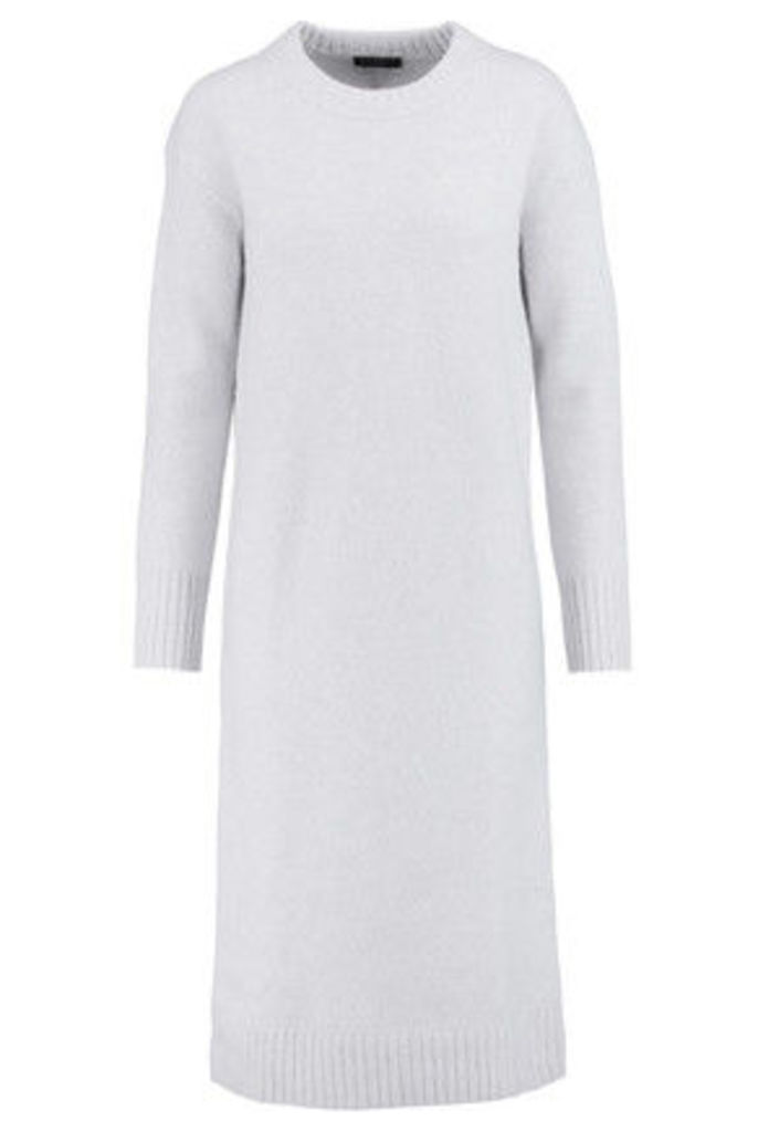 rag & bone - Sienna Merino Wool Midi Dress - Gray