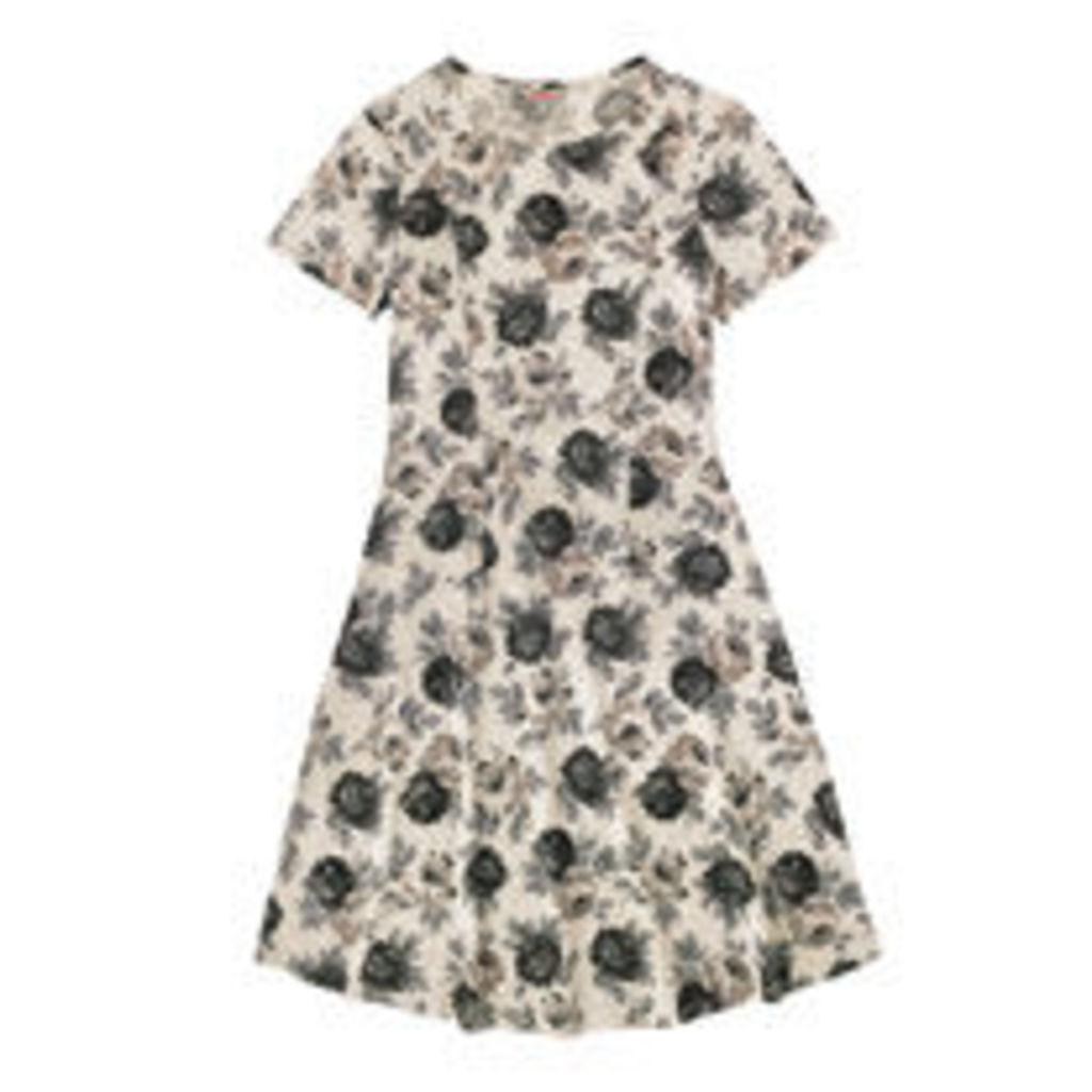 Oakwood Bloom Jersey Dress