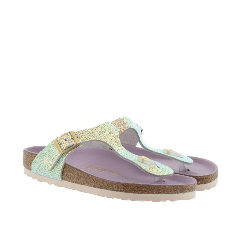Birkenstock Sandals - Gizeh BS Regular Fit Sandal Ombre Pearl Silver Orchid - in rose - Sandals for ladies