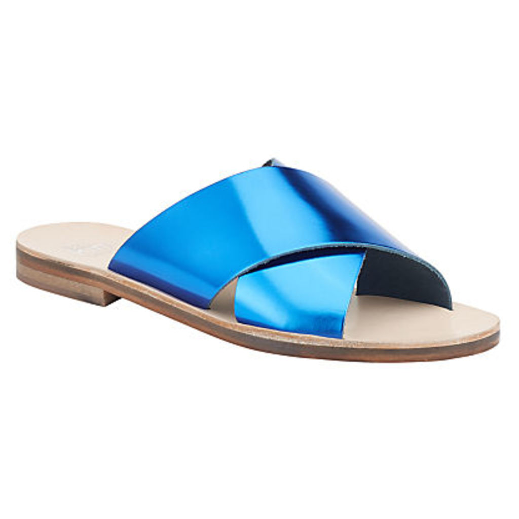 Kin by John Lewis Nessa Criss Cross Slider Sandals