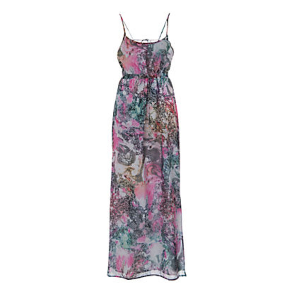 French Connection Mineral Pool Mariah Maxi Dress, Multi