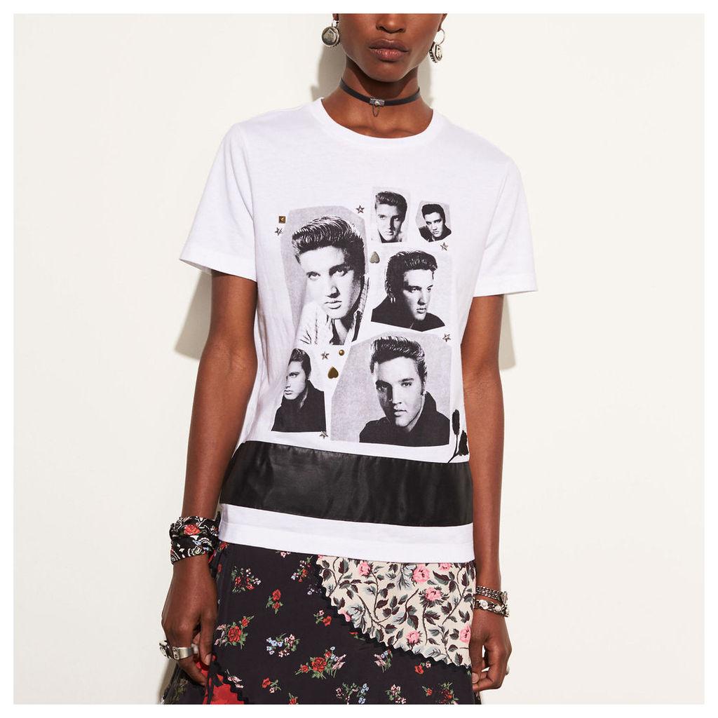 Coach Elvis Collage T-shirt