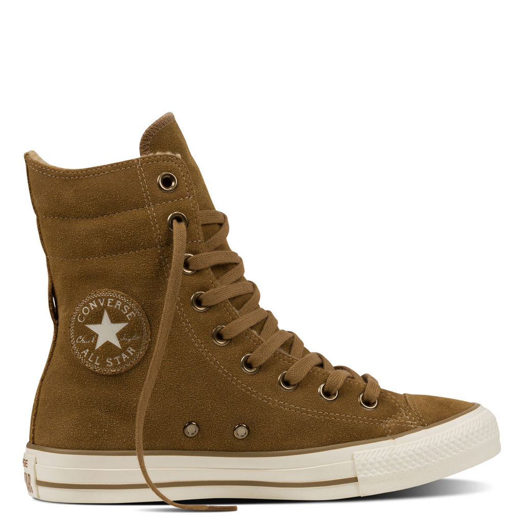 Chuck Taylor All Star High-Rise Shearling Boot