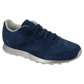 Reebok Sport  Classic Leather  women's Shoes (Trainers) in multicolour