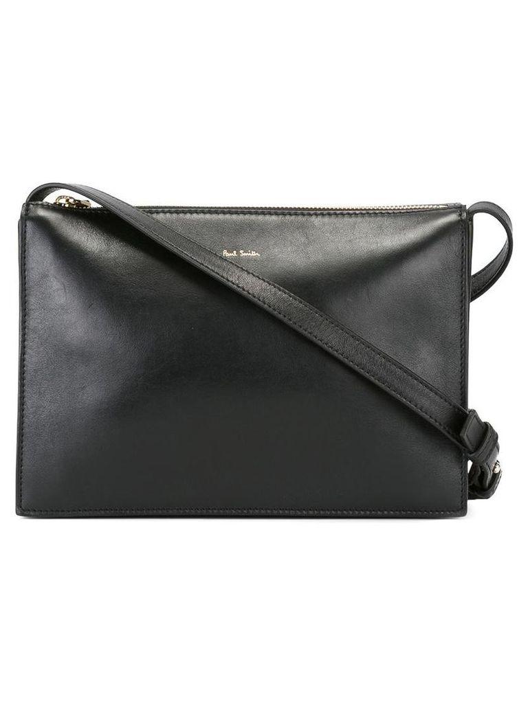 Paul Smith - zip crossbody bag - women - Leather - One Size, Black