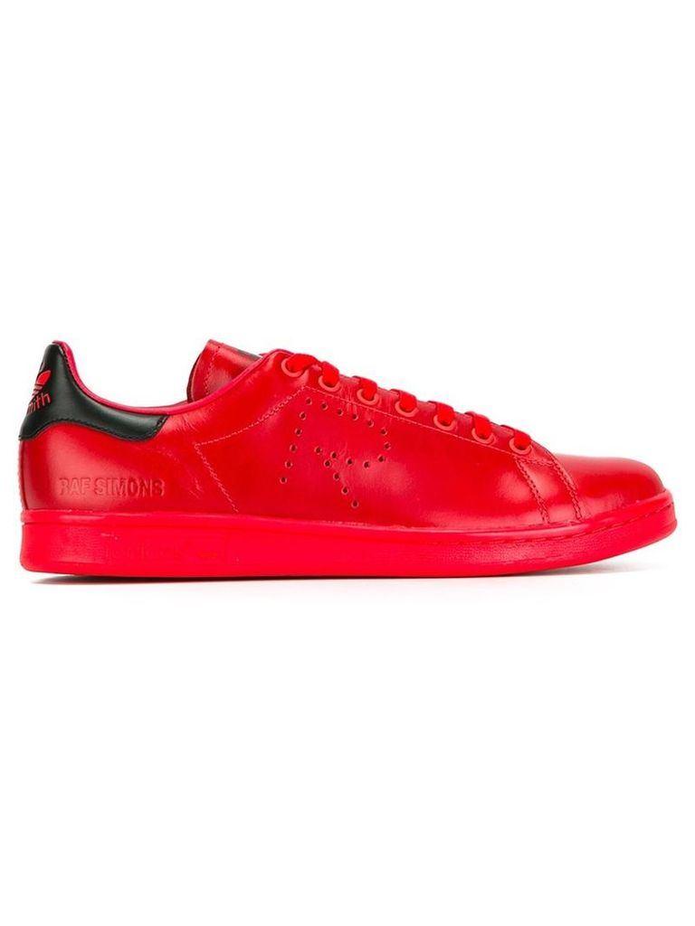 Adidas By Raf Simons - 'Stan Smith' sneakers - unisex - Calf Leather/Leather/rubber - 11.5, Red