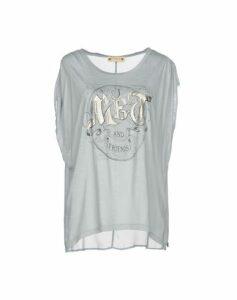 MET & FRIENDS TOPWEAR T-shirts Women on YOOX.COM