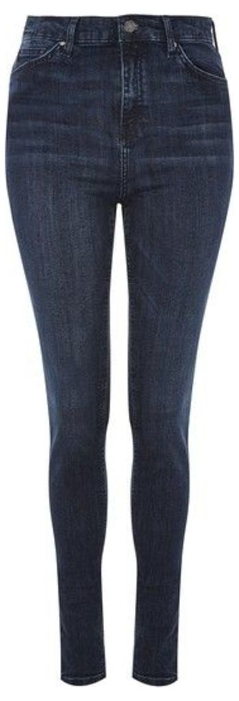 Womens TALL Midnight Jamie Jeans - Indigo Denim, Indigo Denim