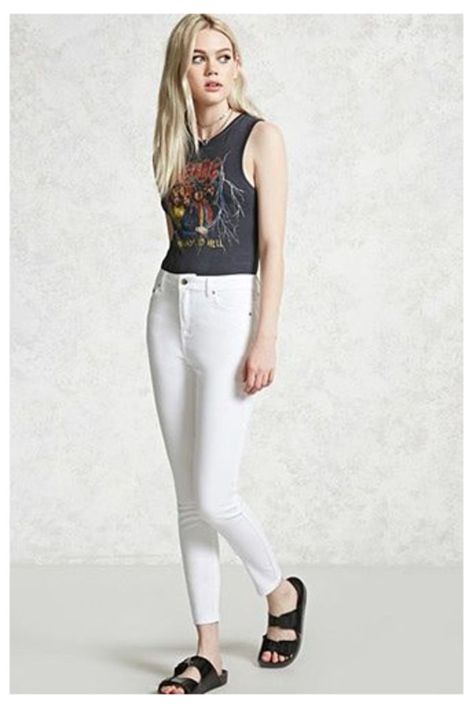 Contemporary Skinny Jeans