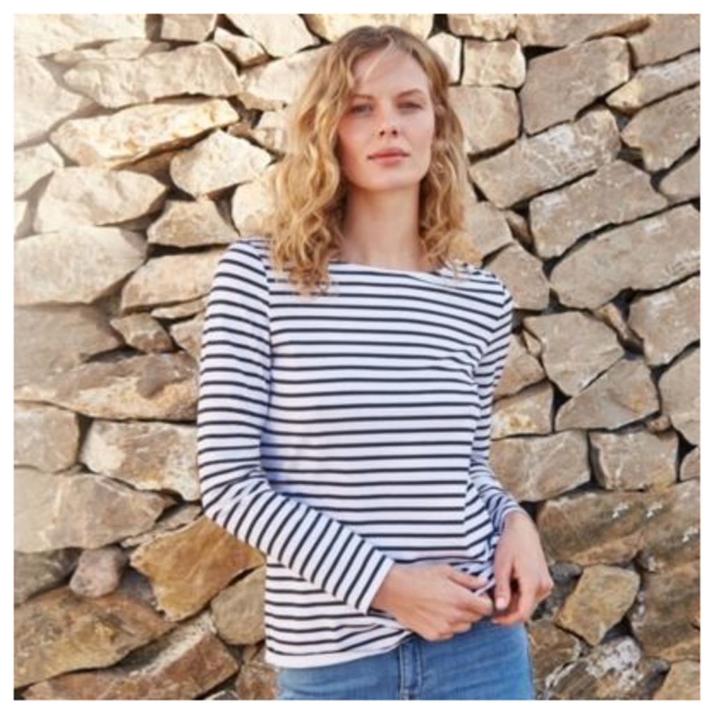 Essential Breton Stripe T-Shirt