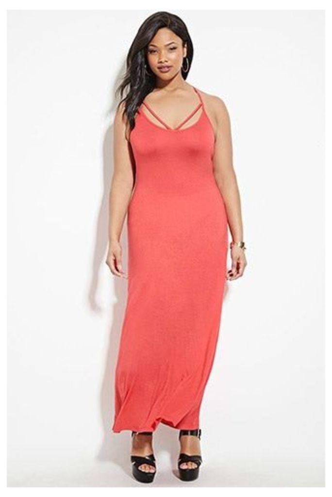 Plus Size Cami Maxi Dress