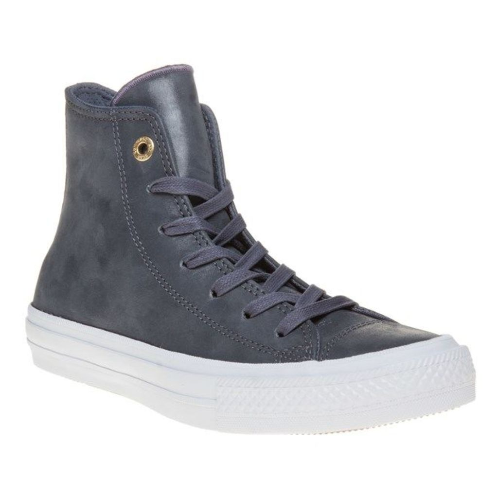 Converse Chuck Taylor All Star II High Trainers, Shark Skin/White