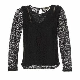 Betty London  HELO  women's Blouse in Black